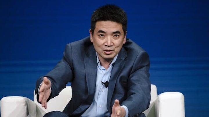 Zoom CEO'su Eric Yuan